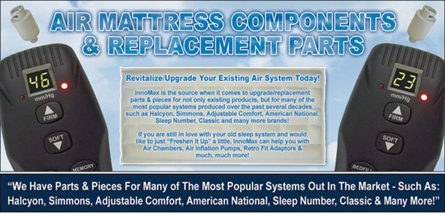air bed replacement pumps & mattresses | free shipping