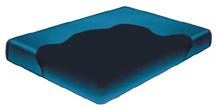 Dual Softside Waterbed Mattress Pillowtop Free Shipping